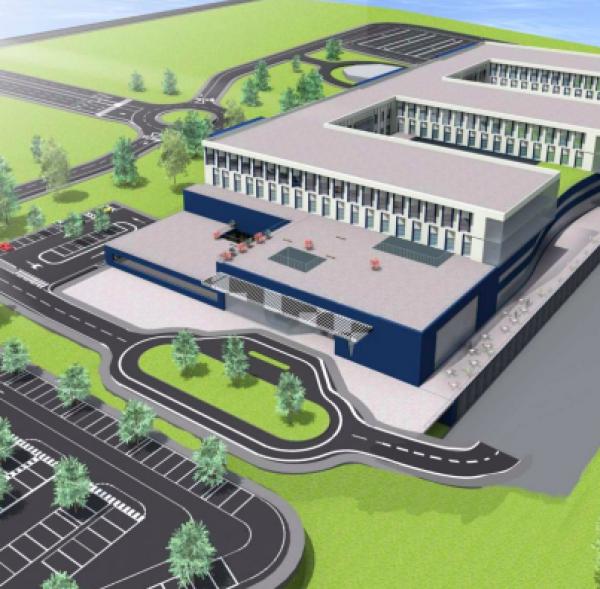 Nuovo Ospedale di Vibo Valentia